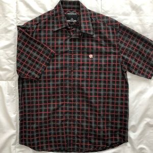 🔥RocaWear Black&Red Shirt